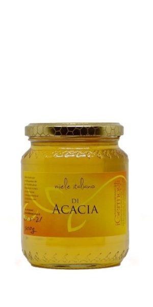 miele di acacia - germogli