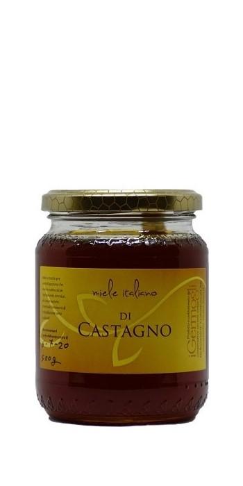 miele di castagno - germogli