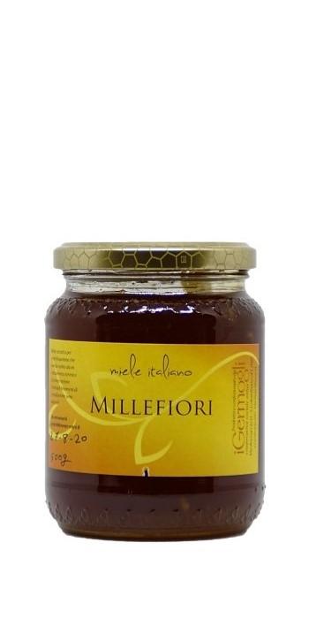 miele millefiori - germogli
